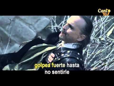 Miguel Bosé - Encanto (Official CantoYo Video)