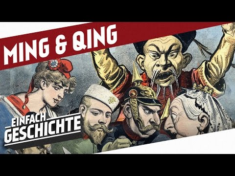 Das Ende der Supermacht China - Ming und Qing Dynastie l DIE GESCHICHTE CHINAS