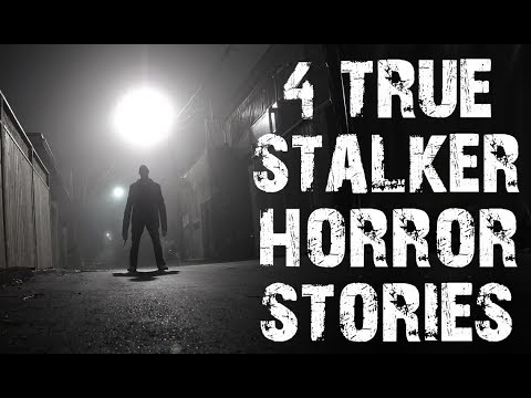 4 TRUE Creepy & Disturbing Stalker Horror Stories From Reddit | (Scary  Stories)