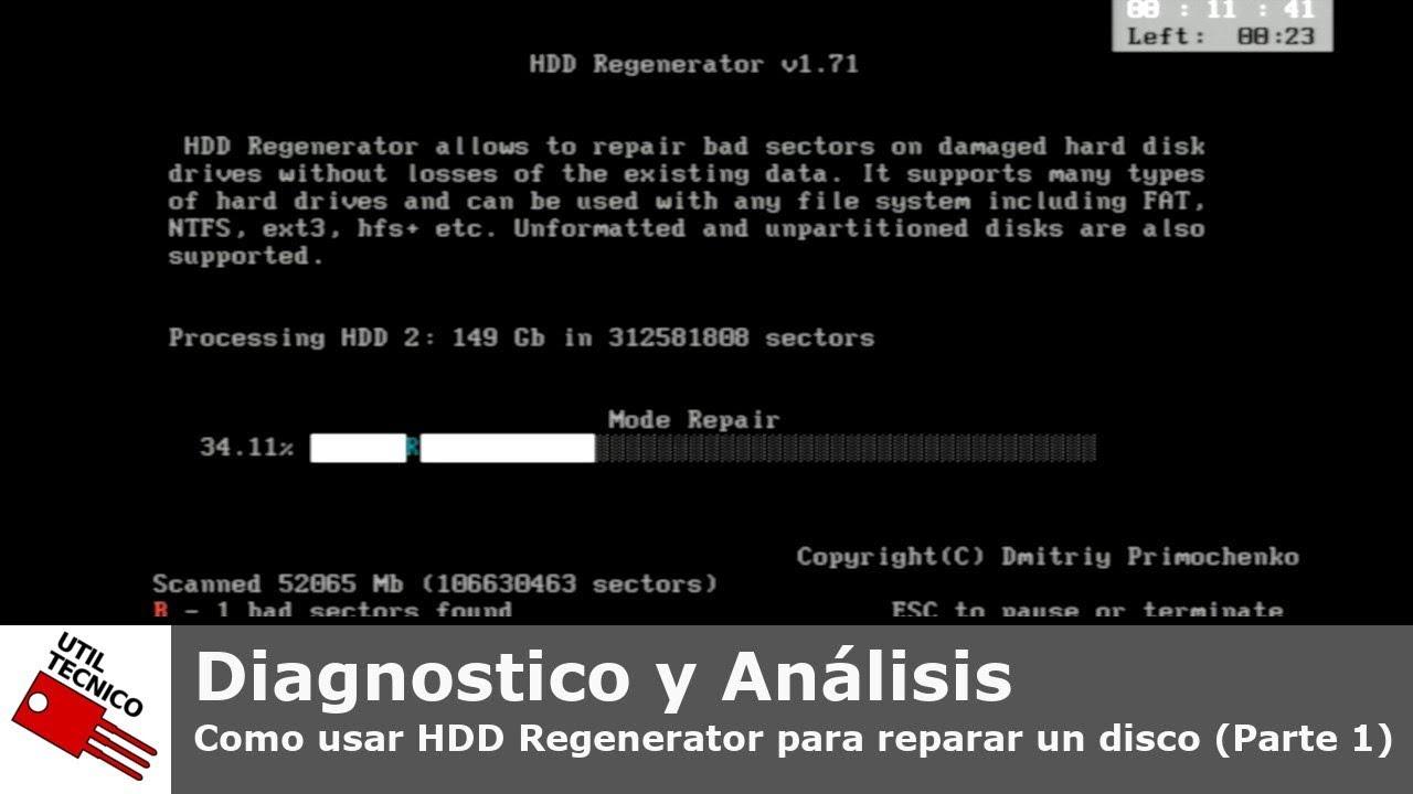 How to use regenerator 82