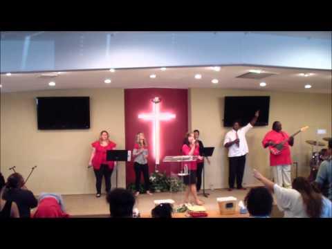 Powerhouse Worship Ministry- Sacramento, Ca.   8/23/15