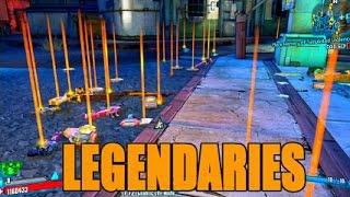 Borderlands 2 EASY and FAST Legendaries! How To Get Legendaries!