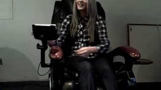 Tara Oram - in the violator chair!