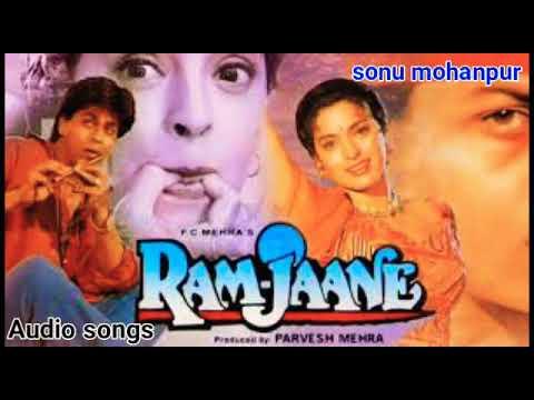 Download Ram Jaane Title Track    Udit Narayan, Sonu Nigam, Alka Yagnik   Shah Rukh Khan, Juhi Chawla