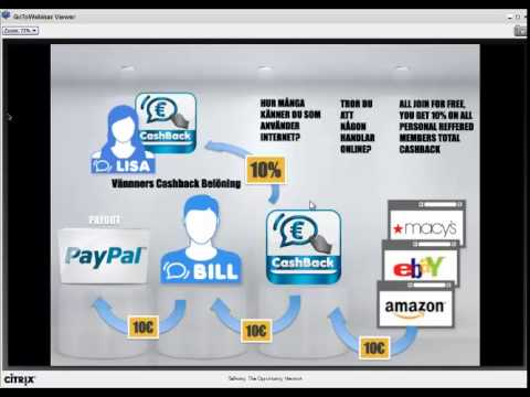 Sweden SiteTalk Cashback