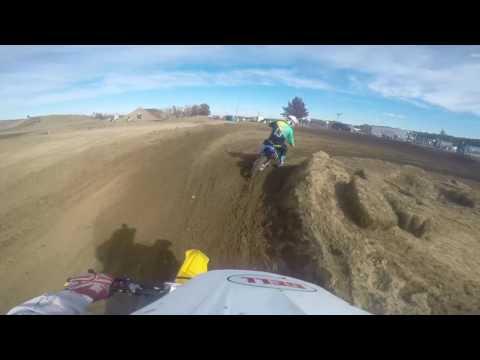 raceway park 40c moto 1, 11/6/16