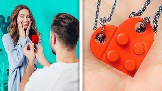 23個會讓她心都化了的愛意展現DIY點子||情人節禮物