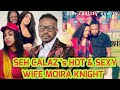 Meet Seh calaz and hot wife Moira knight (2020)