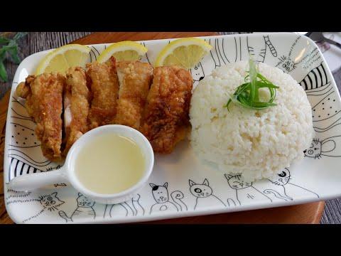Kids Love This! Lemon Chicken Recipe - Chinese Style 柠檬鸡 Chinese Chicken Recipe | Chinese Cooking