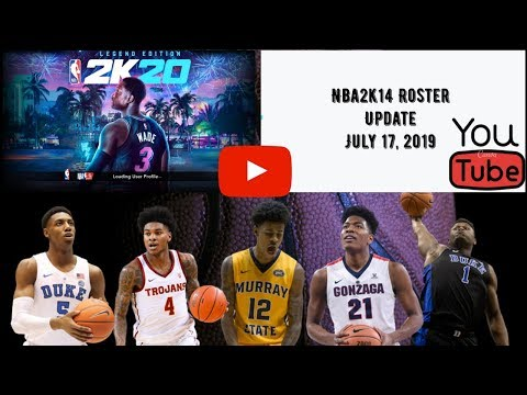 Full Download] Nba 2k14 Roster Update 2019 Lebron James