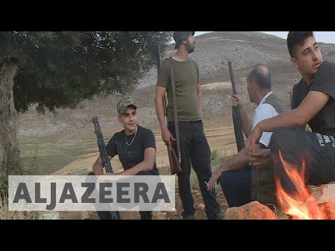 Activists Challenge Lebanon's Decision On Hunting Licenses