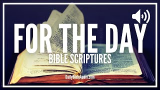 Bible Verses For Tнe Day | Powerful Scriptures To Start Your Day