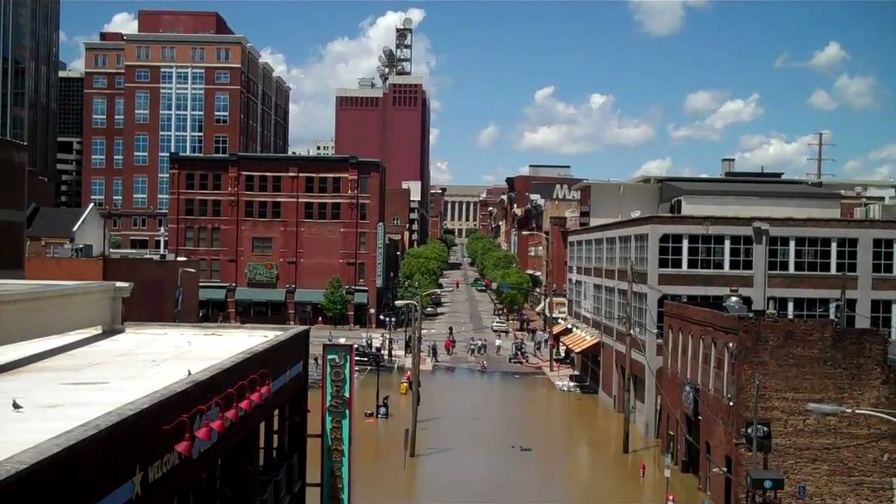 Nashville Flood Youtube