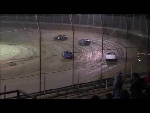Crazy Compact Heat #1 from Moler Raceway Park, November 12th, 2016.
