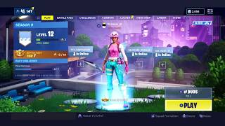 FORTNITE CUSTOM MATCHMAKING SCRIMS/GAMES (CODE D'USE: OUTSIDER-JR