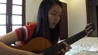 When You Tell Me That You Love Me Fingerstyle Guitar