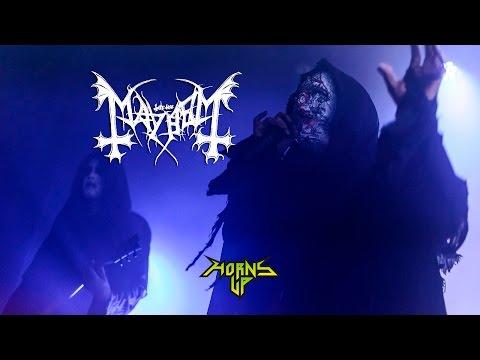 Mayhem - De Mysteriis Dom Sathanas (live Lyon - 4/04/2017) streaming vf