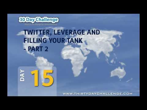 30DC Day 15 - Micro Blogging Part Two