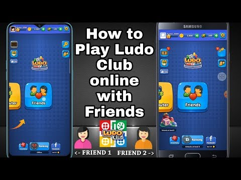 How To Play Ludo Club Online With Friends Create And Join Group