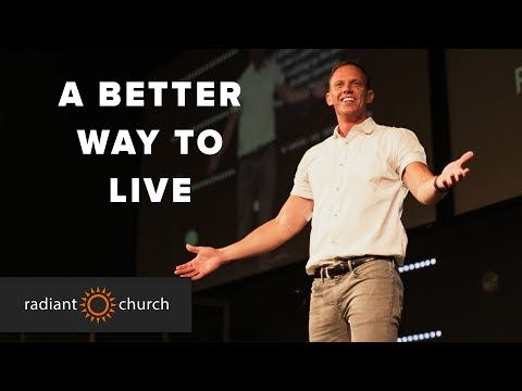 Beyond Sunday -  Part 1 - A Better Way to Live