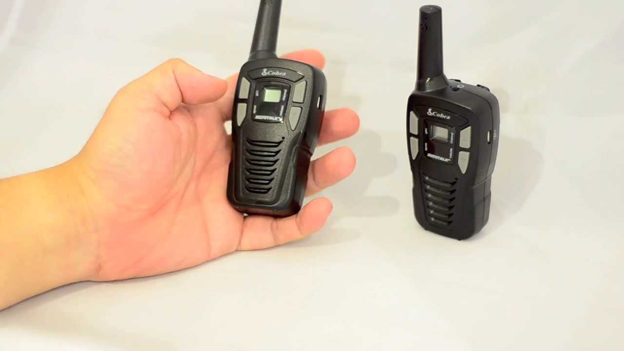 cobra mt245 pmr446 two way radio unboxing review youtube rh youtube com Cobra CB Radios cobra cb radio manual