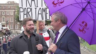 Carl Benjamin and Richard Braine on the state of Brexit