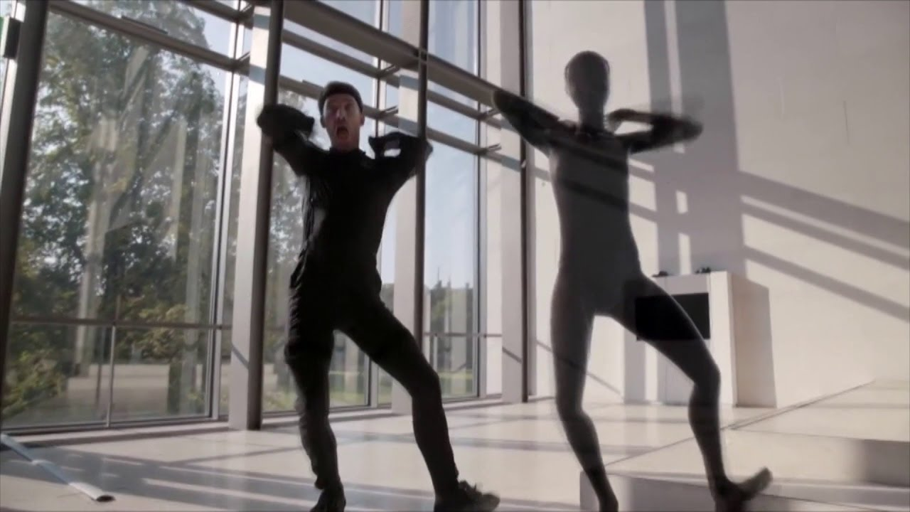 The future of motion capture   Daily Planet