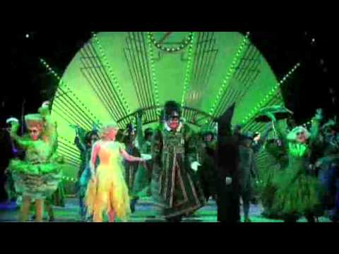 WICKED: Backstage