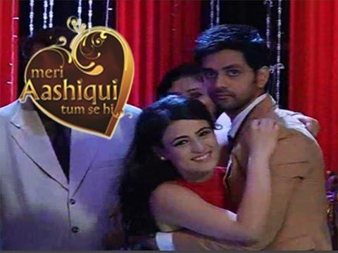 Ranveer Holds Ishani in Shikhar's Sangeet   Meri Aashiqui Tumse Hi