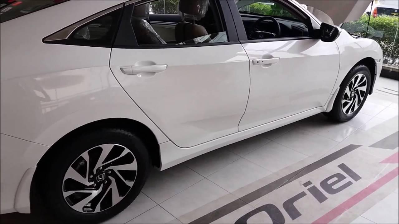 Honda Civic 2016 Pakistan Full Interior Exterior View Youtube