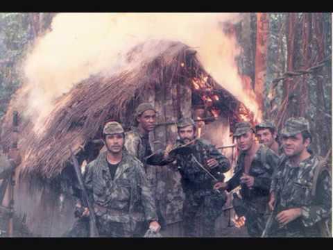 Guerra colonial / Portuguese Colonial War (1961-1974)