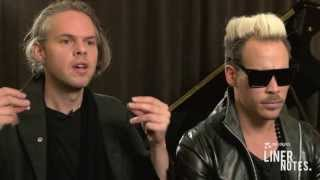 Empire of the Sun Interview (LINER NOTES)