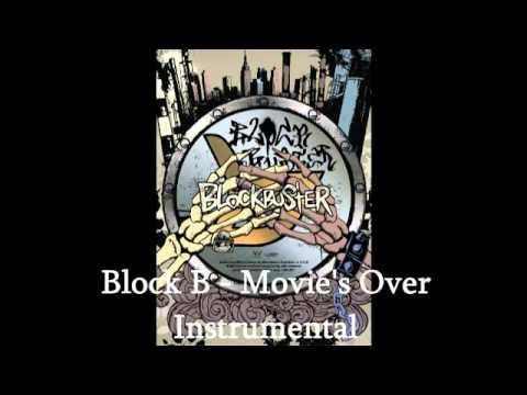 [Clean Inst.] Block B (블락비) - Movie's Over