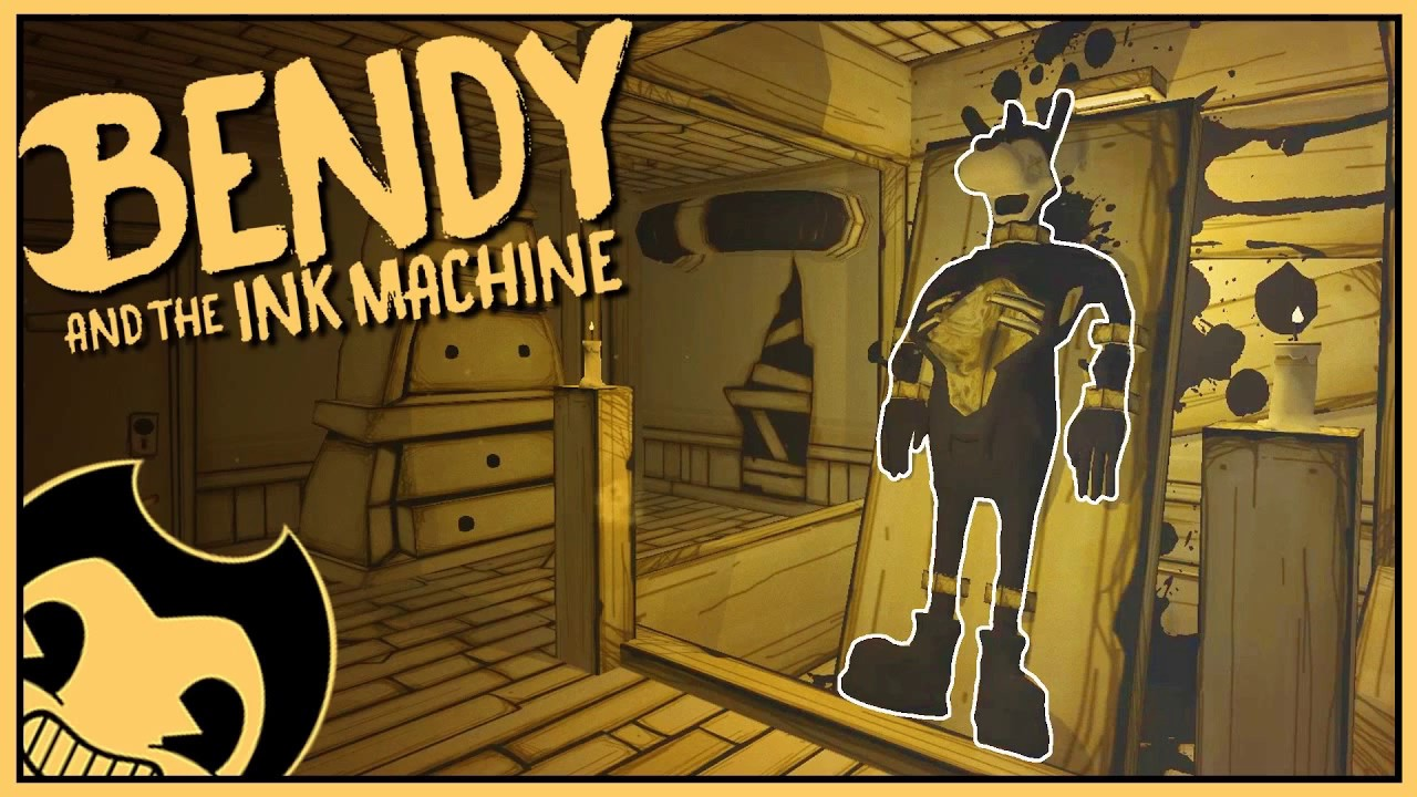 BENDY IN REAL LIFE | BENDY AND THE INK MACHINE | INSIDE ...