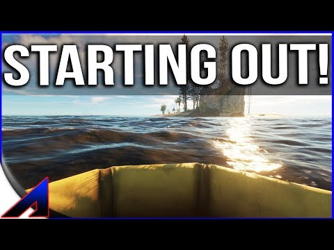 Starting Out! | Stranded Deep Gameplay  Let's Play | EP 1
