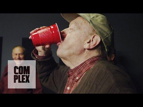 Drinking Games: Seniors vs. Seniors On Complex