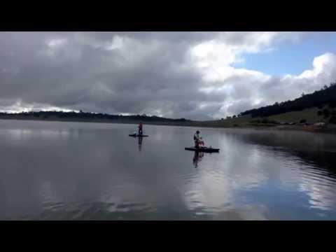 Feather-Raft: Salt Spring Valley  Reservoir