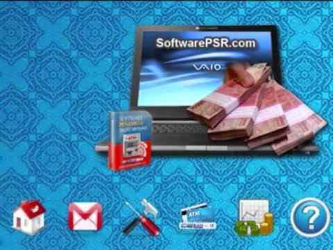 Software penambah saldo rekening  - Bisnis Online Recomended