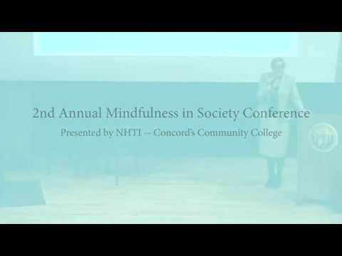 Mindfulness in Society Conference at NHTI