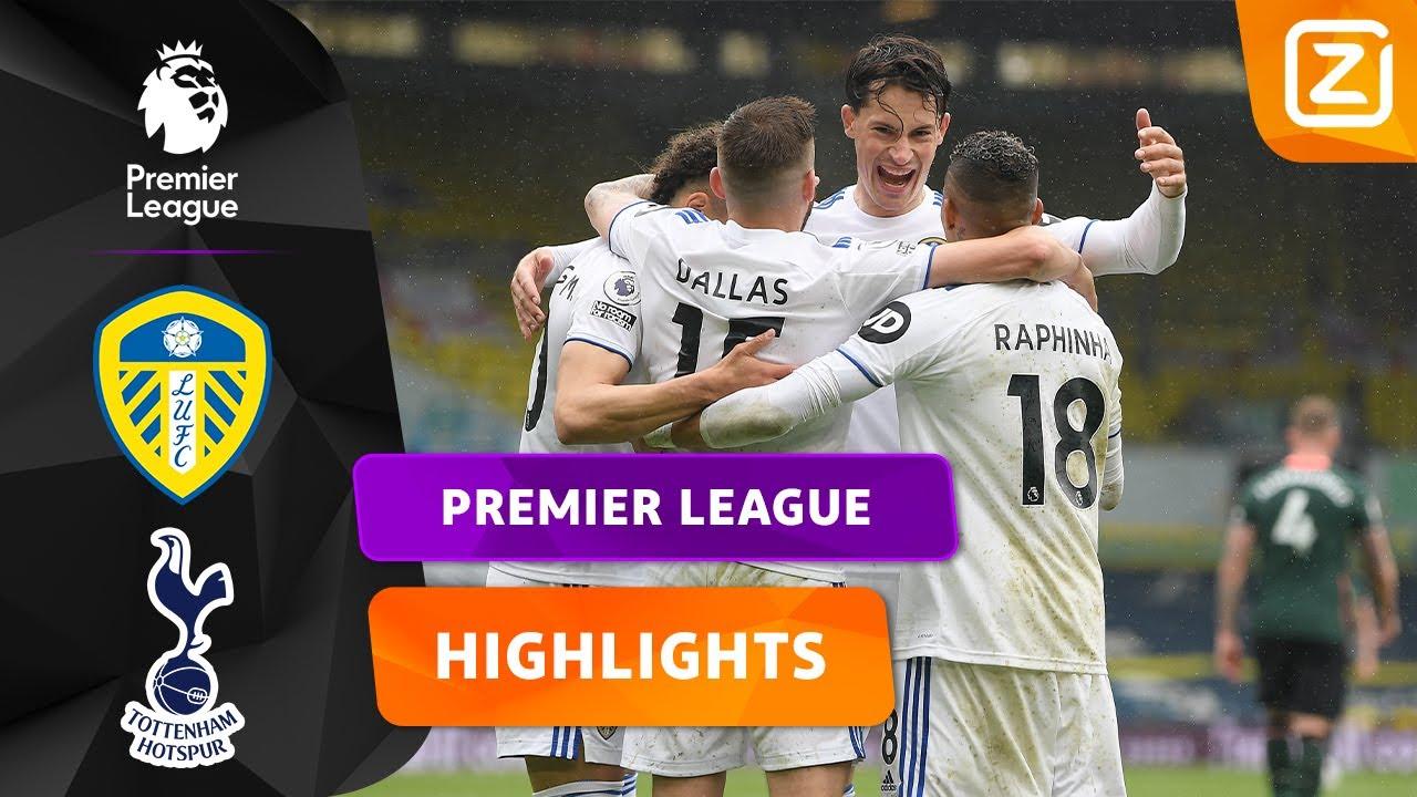 WAT SPELEN ZE TOCH GOED! 😍 | Leeds United vs Tottenham | Premier League 2020/21 | Samenvatting