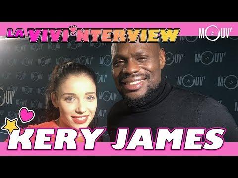 KERY JAMES : 'Ma première expérience amoureuse était un échec'
