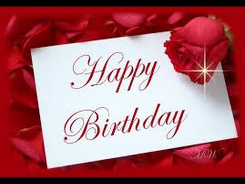happy birthday romantic Happy Birthday Romantic Song   YouTube happy birthday romantic