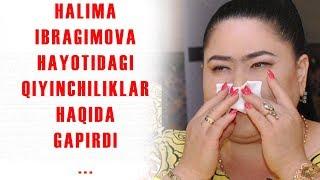 HALIMA IBRAGIMOVA: NEGA KECH TURMUSH QURGANI HAQIDA GAPIRDI ...