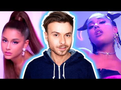 Ariana Grande - 7 rings (Music Video) [REACTION]
