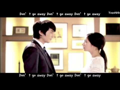 Pia - Don't Go  MV (When A Man Loves OST) [ENGSUB + Romanization + Hangul]