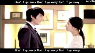 Repeat youtube video Pia - Don't Go  MV (When A Man Loves OST) [ENGSUB + Romanization + Hangul]