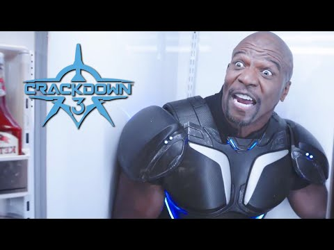 Crackdown 3: Get The Jump Terry Crews Trailer | X018