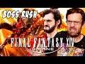 (Sponso) Boss Rush - Final Fantasy XIV (avec Bob, Atomium etc..)