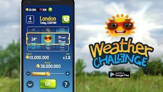 Weather Challenge - GooglePlay
