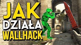Jak cheaterzy hakują ściany w grach